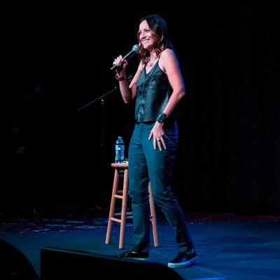 Jen Kirkman performing comedy. #JenKirkman #Comedy