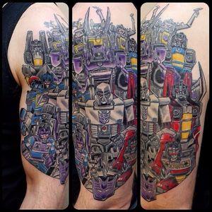 #MagdalenaSky #Transformers #transformerstattoo #optimusprime #bumblebee #autobots #decepticons #megatron