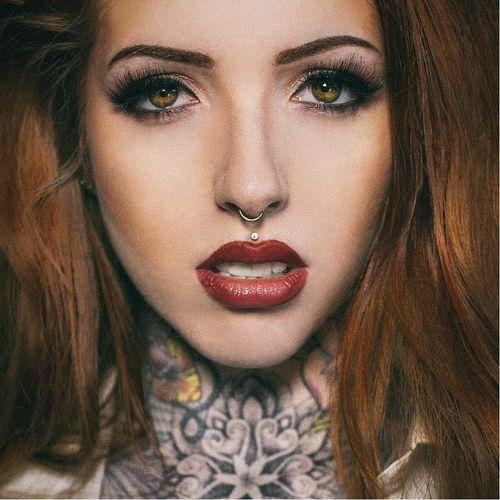 #LeonoraGabriella #ModelosAlternativas #Mulherestatuadas #TattooedWomans #AlternativeModel #brasil