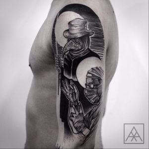 #blackplague #plaguedoctor #tatuadoresbrasileiros #tatuadoresbrasil #MaxwellAlves