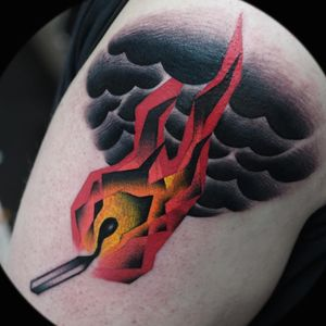 #AleksyMarcinow #gringo #psicodelico #psychedelic #colorido #colorful #fogo #fire #fosforo #phosphor #fumaça #smoke