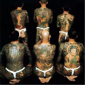 Yakuza tattoo bodysuits via Google #yakuza #yakuzatattoo #bodysuit #fullbody #japanese #japanesetattoo
