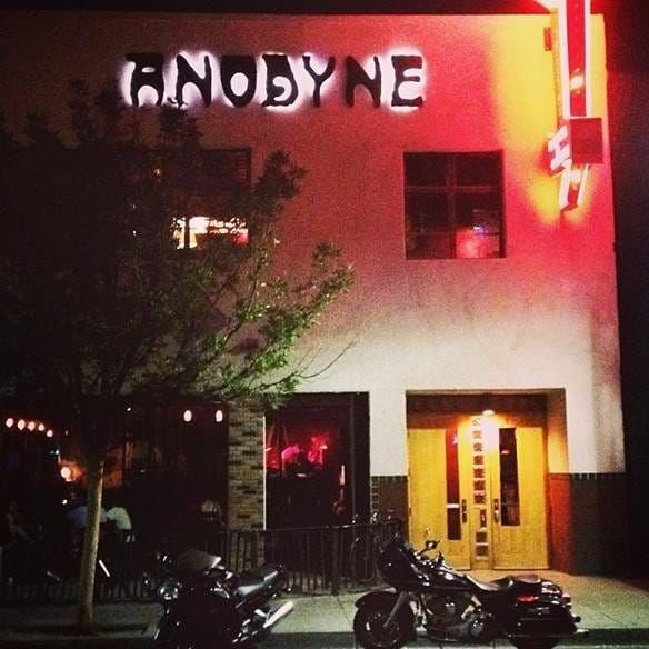 The best bar in Albuquerque, NM — Anodyne. #Albuquerque #NewMexico #tattooculture