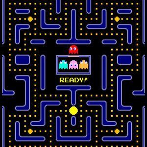 Pac-Man! #gamer #videogame #jogador #jogo #geek #nerd #mêsnerd #pacman #mspacman #pacmanghost #orgulhonerd #nerdpride