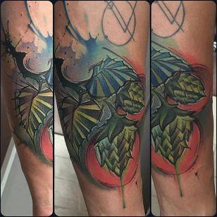 Tattoo by William Volz #newschool #newschooltattoo #newschooltattoos #newschoolartist #WilliamVolz