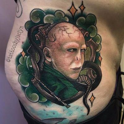 Criação de Jaclyn Huertas #JaclynHuertas #Voldemort #HarryPotter #JKRowling #book #livro #personagem #character #badguy #vilao #snake #cobra #varinha #wand #sonserina