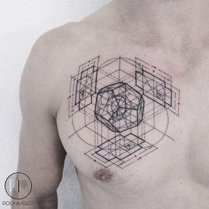 Fine line tattoo by Karry Ka-Ying Poon. #KarryKaYingPoon #Poonkaros #fineline