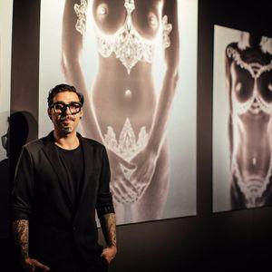 Tattoo artist Chaim Machlev #TattooForever #MarcoManzo #ChaimMachlev #museum #art #tattoo