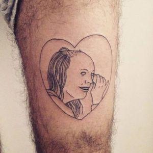 Britney Spears - Instagram: @annawandagogusey #BritneySpears #celebritytattoo #portrait #celebrityportrait