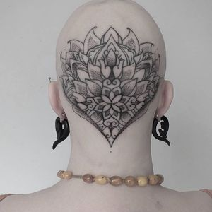 Dotwork Tattoo by Paige Davidson #dotwork #dotworktattoo #dotworktattoos #dots #dottattoo #blackwork #blackworktattoo #blackworkdots #blackink #PaigeDavidson