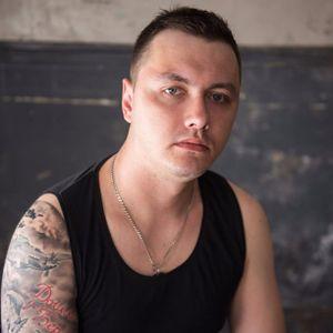 Eduard - Tattooed Russia, photo by Ulyana Turchanina. #Russia #Russian #patriot #pride