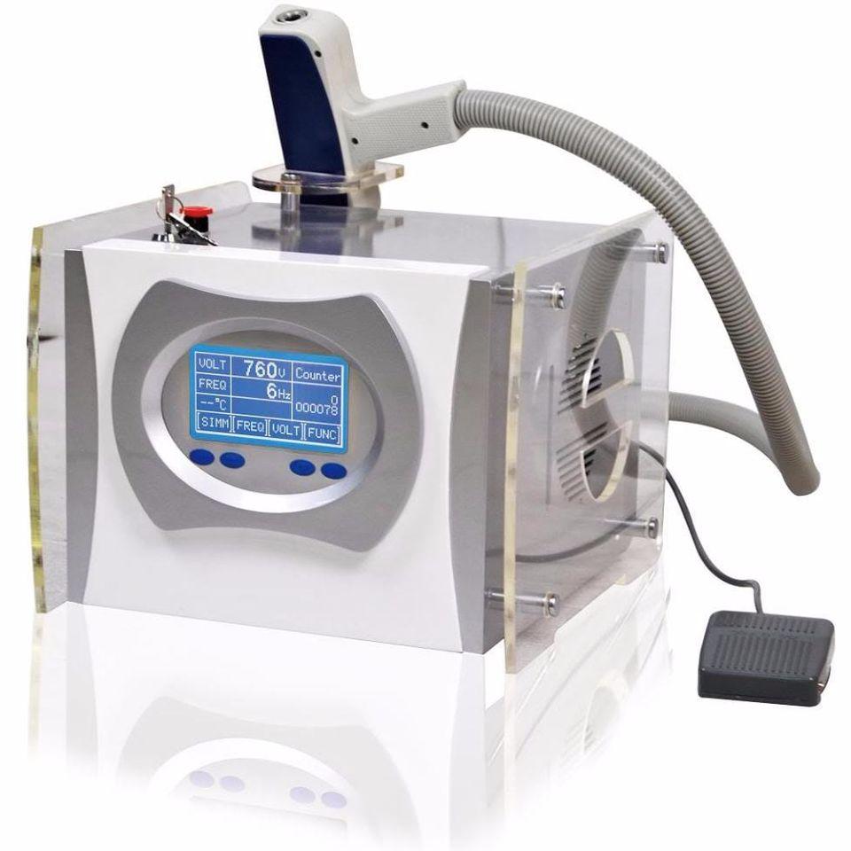 Laser ND Yag Q Switched. Uma das máquinas usadas. #laser #remoçãodetatuagem #saúde #dermatologia #cuidados #LaserRemoval