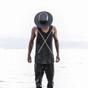 X Tank by Heathen Clothing (via IG-heathenclothing) #clothing #designer #menswear #genderneutral #indiedesigner #heathenclothing