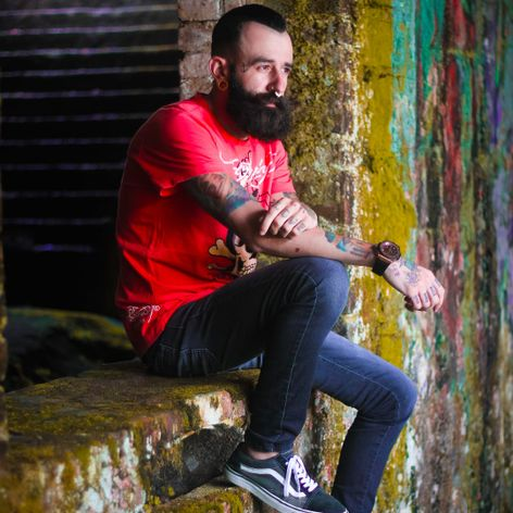 Guilherme de Freitas por Nany Festa! #NanyFesta #GuilhermeDeFreitas #photograph #tattooedboy #tattooedboys #inkedboys #tatuadoresbrasileiros