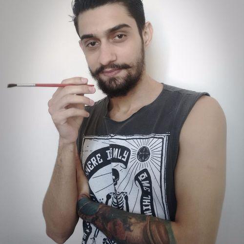 Lucas Franca #LucasFranca #TatuadoresDoBrasil #delicadas #delicate #fofas #cute