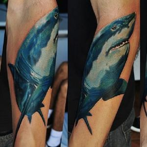 #tubarão #shark #realismo #CleberFrança #talentonacional #tatuadorBrasileiro #brasil