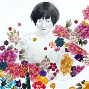 Staredown via @stasiaburrington #StasiaBurrington #fineartist #ARTSHARE #floral