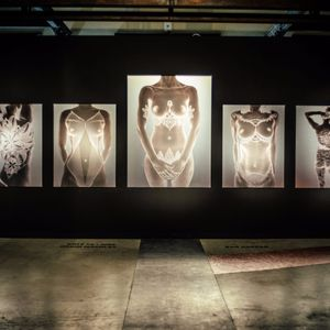 Pictures of tattoos by Chaim Machlev #TattooForever #MarcoManzo #ChaimMachlev #museum #art #tattoo