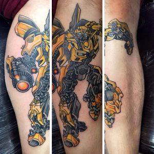 #MasonStoner #Transformers #transformerstattoo #optimusprime #bumblebee #autobots #decepticons #megatron