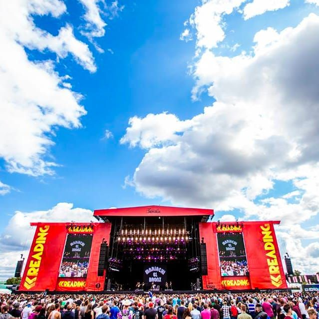 Reading Festival - photo from Reading Festival Facebook page #festivals #music #livemusic