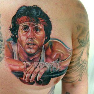 #CecilPorter #RockyBalboa #SylvesterStallone #boxe #filme #movie #lutador #fighter #oldschool