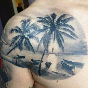 #LondonReese #verão #summer #palmeiras #palms #praia #beach #areia #sand