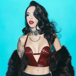 Raquel Reed by Miss VonStein (via IG-missvonstein) #raquelreed #burlesque #costuming #striptease #wcw