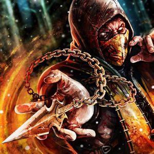 Scorpion and his lethal Kunai #kunai #kunaidagger #japaneseknife #japanese #gapfiller #weapon