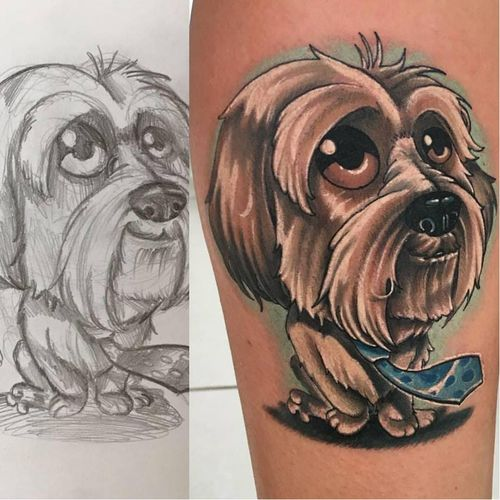 #dog #cachorro #newschool #DouglasScherer #brasil #brazil #portugues #portuguese