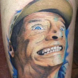 Ernest P. Worrell portrait. #ernest #ernesttattoo