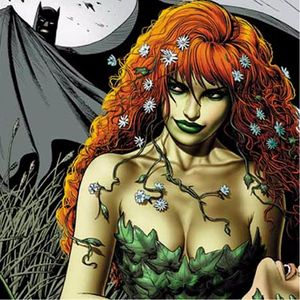 Poison Ivy #poisonivy #posionivypinup #pinup #batman #dc #comics #comicbook