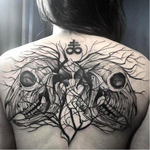 Por Fredão Oliveira! #FredaoOliveira #BlackWork #FromHell #TatuagemFromHell #TatuagensMacabras #TatuadoresBrasileiros #TatuadoresBr #TatuadoresBrasil #TattooBr #TattooBrasil