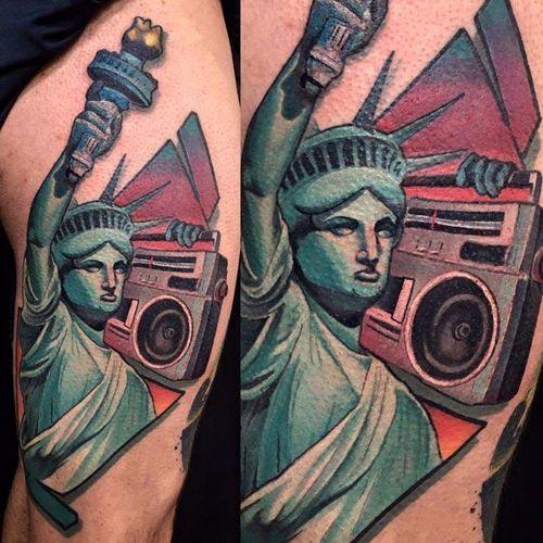 Lady Liberty #StatueOfLiberty #NYC #America #LadyLiberty