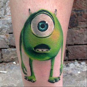 #DomBrown #monsterinc #monstrosSA #disney #pixar #mike