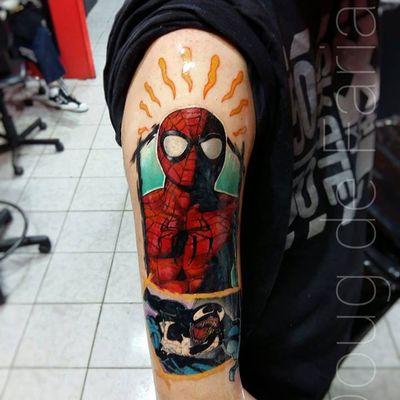 #DougDeFarias #SpiderMan #venom #HomemAranha #Homecoming #Marvel #PeterParker #comics #nerd #filmes #movies