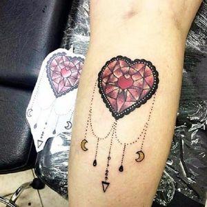 #EricSkavinsk #ericskavinsktatoo #tatuadoresbrasil #heart #coração