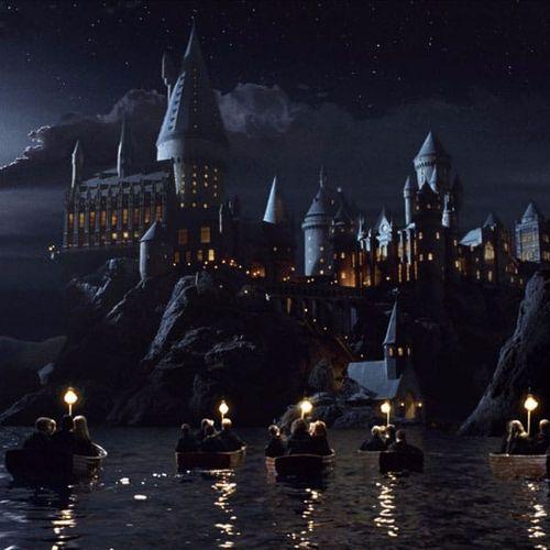 Escola de Magia e Bruxaria de Hogwarts! #hogwarts