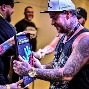 KD Art sendo premiado na Tattoo Experience! #KDART #Tatuadoresbrasileiros #tattoobr #SãoCetano #TattooExperience #Texp2016