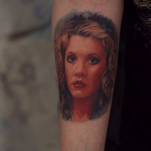 Color realism Stevie Nicks portrait by Royal Jafarov. #realism #colorrealism #portrait #StevieNicks #RoyalJafarov