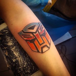 #JohanEnbom #Transformers #transformerstattoo #optimusprime #bumblebee #autobots #decepticons #megatron
