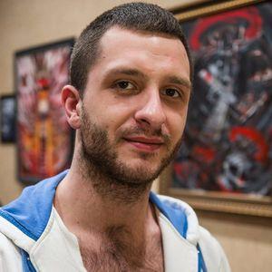 Anton - Tattooed Russia, photo by Ulyana Turchanina. #Russia #Russian #patriot #pride