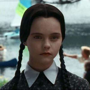 Wandinha Addams! #WandaAddams #Wednesday #wednesdayaddams #wednesdayaddamstattoo #Wandinhatattoo