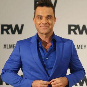 #RobbieWilliams #celebrity