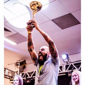 O colombiano #BryanSanchez #TattooExperience #texp2016 #panamericano #panamericanodetatuagem #colombia