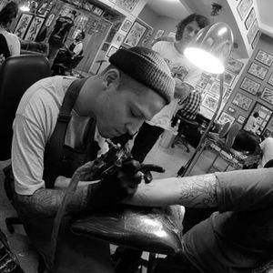 Tattoo artist Freddy Leo #FreddyLeo #japanesestyletattoo #BuenosAires