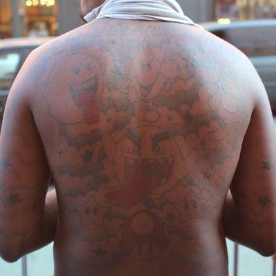 Deshaun J. (photo by Alex Wikoff) #tattooedandtakinittothestreets #meaningfultattoo #nyc #people #stories