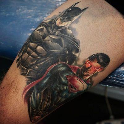 Que dupla hein #Khan #LigadaJustiça #JusticeLeague #movie #filme #comic #hq #cartoon #nerd #geek #dc #batman #superman #brucewayne #ClarkKent