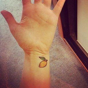 When Life Gives You Lemonade Tattoos #Lemonade #Lemons #Summer
