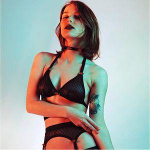 Avalon Westcott for Hopeless Lingerie via hopelesslingerie.com #AvalonWestcott #lingerie #hopelesslingerie #model #alternativemodel #GIRLBOSS