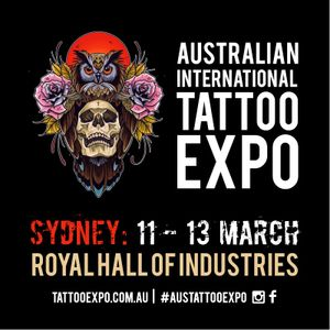 Australian International Tattoo Expo #AustralianTattoo #australia #convention #tattooconvention